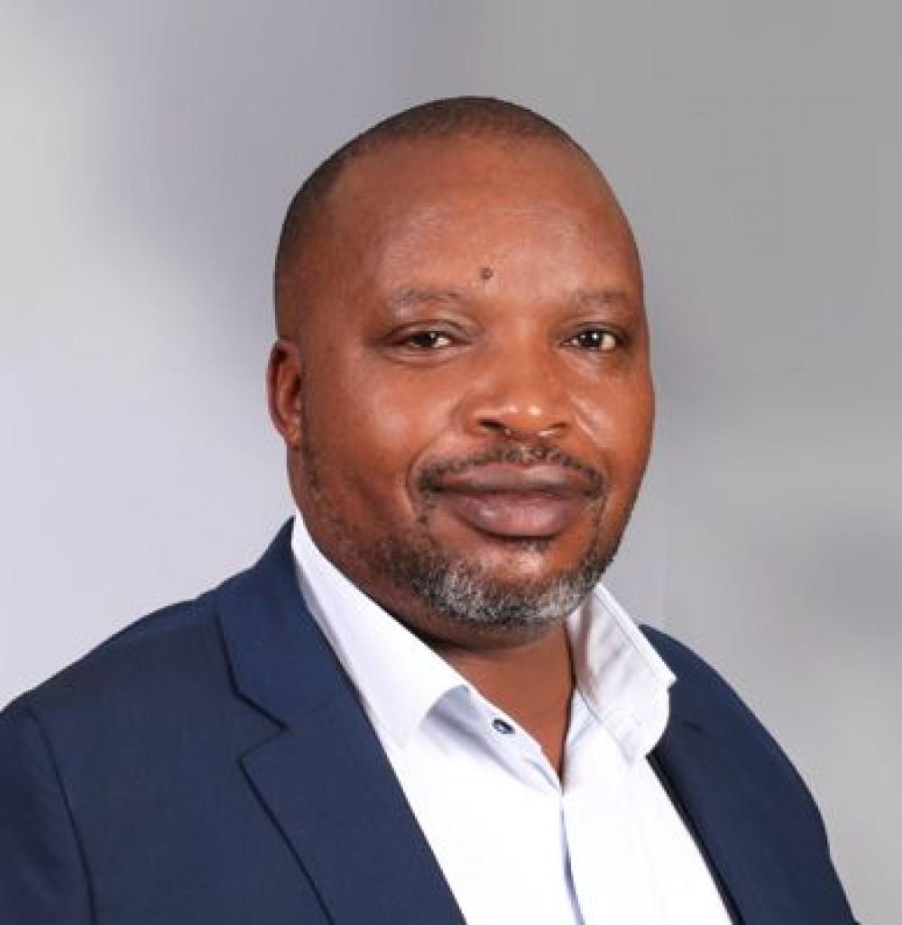 Councillor Lufuno Motsherane