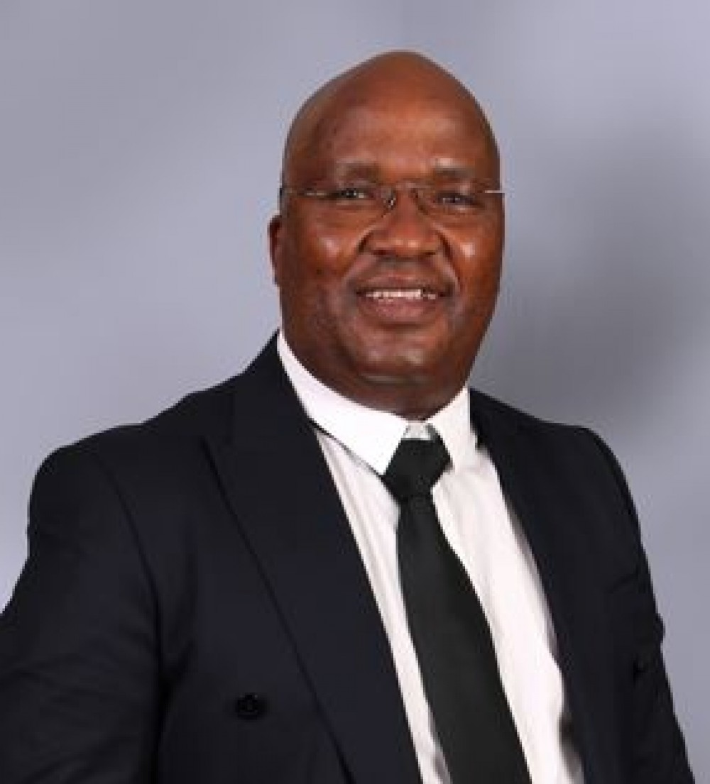 Councillor Ntsindiso Nduku